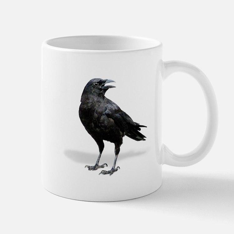 Black Crow Mugs