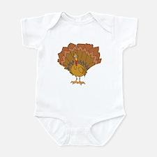 Goofy Turkey Infant Bodysuit