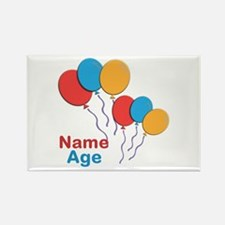 CUSTOMIZE Happy Birthday Any Age Magnets