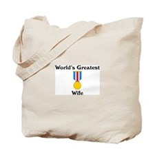 WG Wife Tote Bag