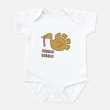 Gobble Gobble Turkey Infant Bodysuit