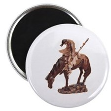 """Native American 2.25"""" Magnet (100 pack)"""
