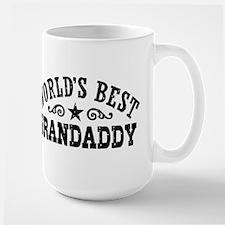 World's Best Grandaddy Mugs