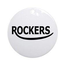 Rockers Ornament (Round)