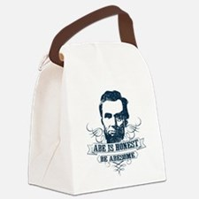Honest Abesome Canvas Lunch Bag