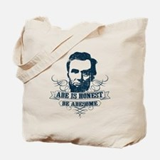 Honest Abesome Tote Bag