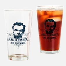 Honest Abesome Drinking Glass