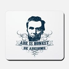 Honest Abesome Mousepad
