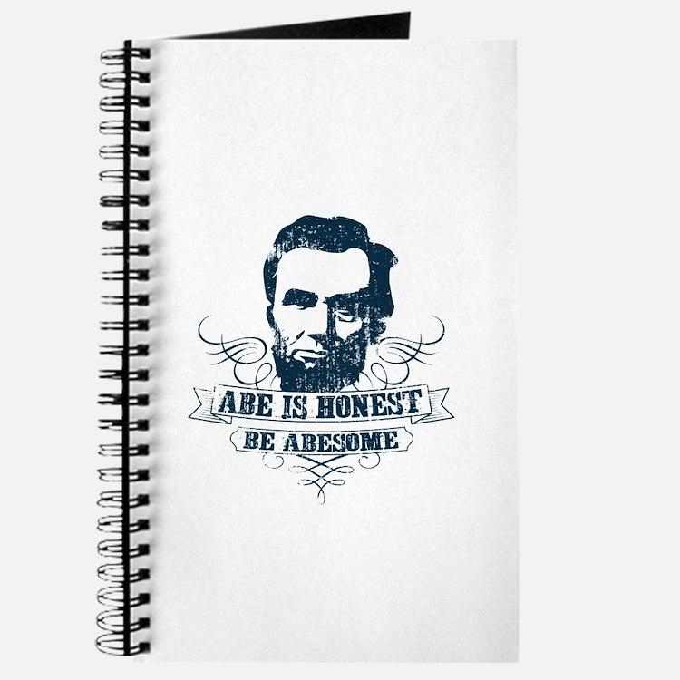 Honest Abesome Journal