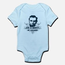 Honest Abesome Infant Bodysuit