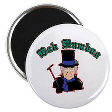 Scrooge Bah Humbug Magnet
