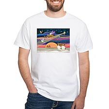 Xmas Star/2 Papillons Shirt
