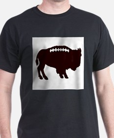 buffalo football. T-Shirt