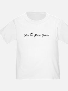Won by Many Hearts T-Shirt