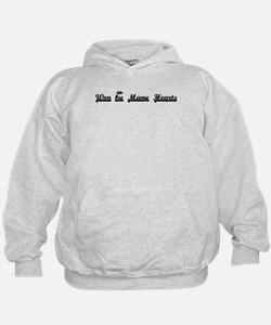 Won by Many Hearts Hoodie