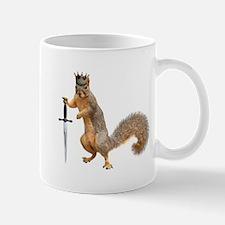 King Squirrel Mugs
