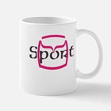 Pink Mazda Mugs