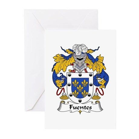 Fuentes Greeting Cards (Pk of 10)