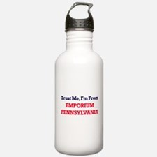Trust Me, I'm from Emp Water Bottle