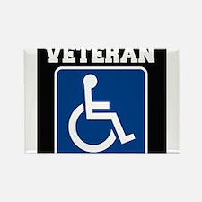 Disabled Handicapped Veteran Magnets