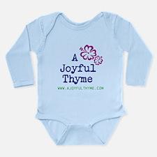 Cute Blog Long Sleeve Infant Bodysuit