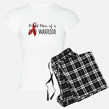 CHD Warrior Mom Pajamas