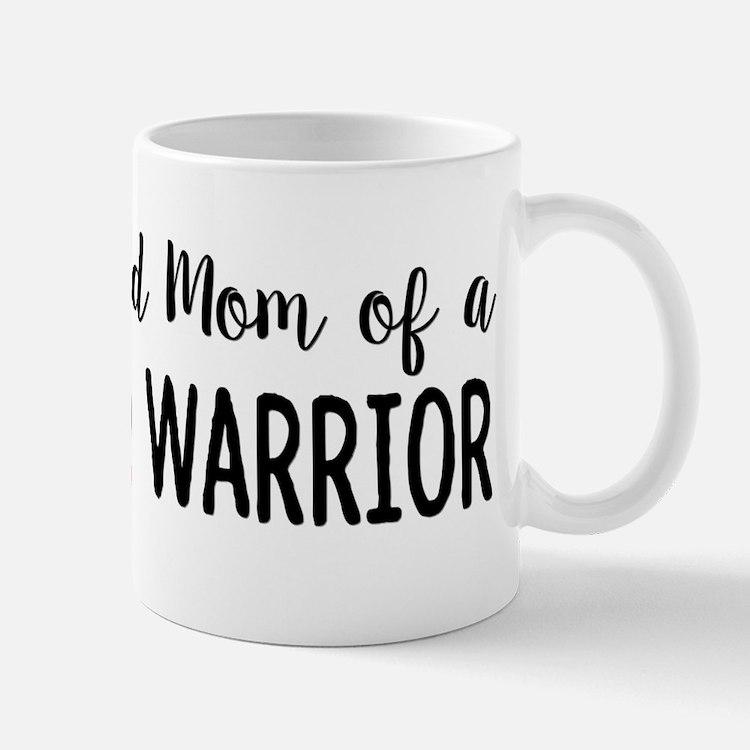 CHD Warrior Mom Mugs