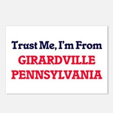 Trust Me, I'm from Girard Postcards (Package of 8)