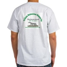 Weimar-What? Gray T-Shirt