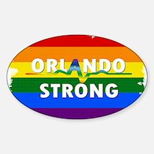 Orlando Strong Pulse Decal