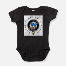 Cute Scotch Baby Bodysuit