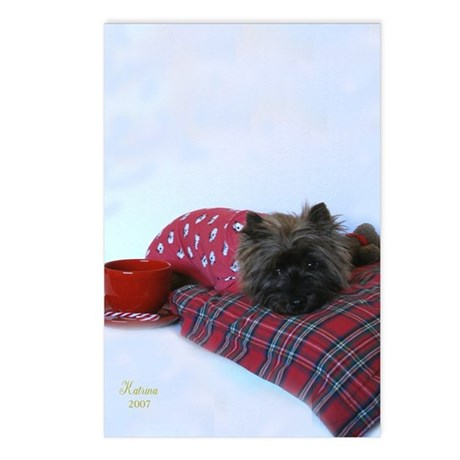 Christmas Cairn Postcards (Package of 8)