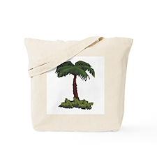 PalmTree T's Tote Bag