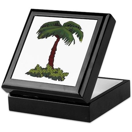 PalmTree T's Keepsake Box