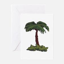 PalmTree T's Greeting Cards (Pk of 10)