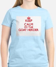 Keep calm I'm the Goat Herder T-Shirt