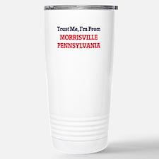 Trust Me, I'm from Morr Travel Mug