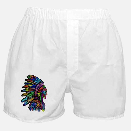 Funny Comanche Boxer Shorts