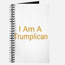 I Am A Trumplican Journal