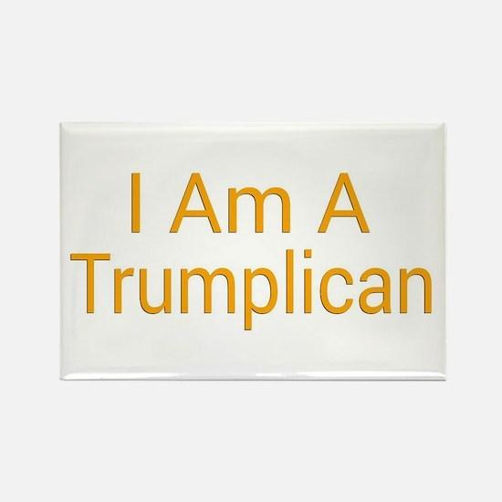 I Am A Trumplican Magnets