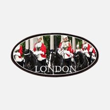 London: Royal Household Cavalry Patch