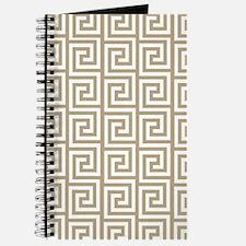 Unique Geometric pattern Journal