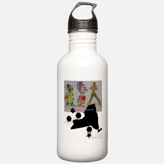 Cute Creative and fine arts Water Bottle