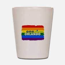 One Orlando Strong Pulse Shot Glass