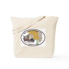 Original TSWR Logo Tote Bag