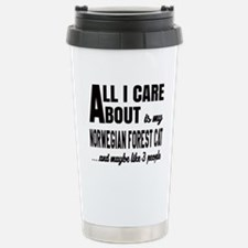 All I care about is my Travel Mug