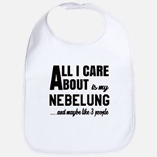 All I care about is my Nebelung Bib