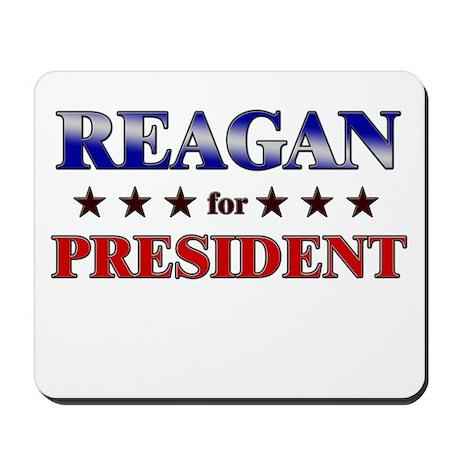 REAGAN for president Mousepad