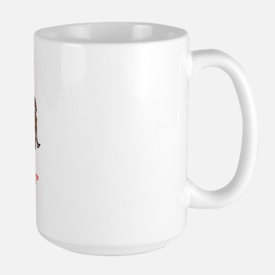 You're Swiss? Large Mug