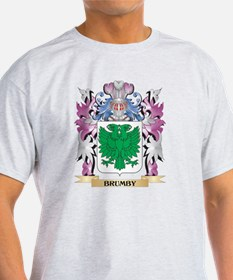 Brumby Coat of Arms (Family Crest) T-Shirt